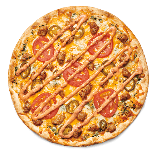 MOD Pizza - The Iggy Pizza