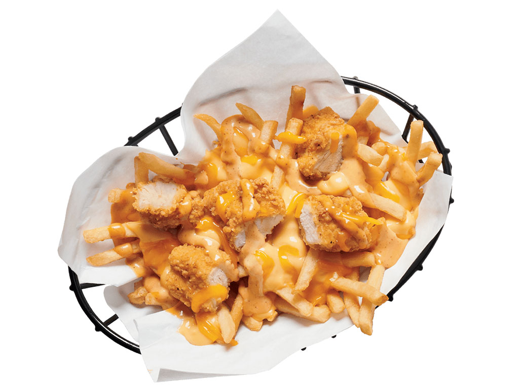 Jack In The Box - Classic Roost Fries