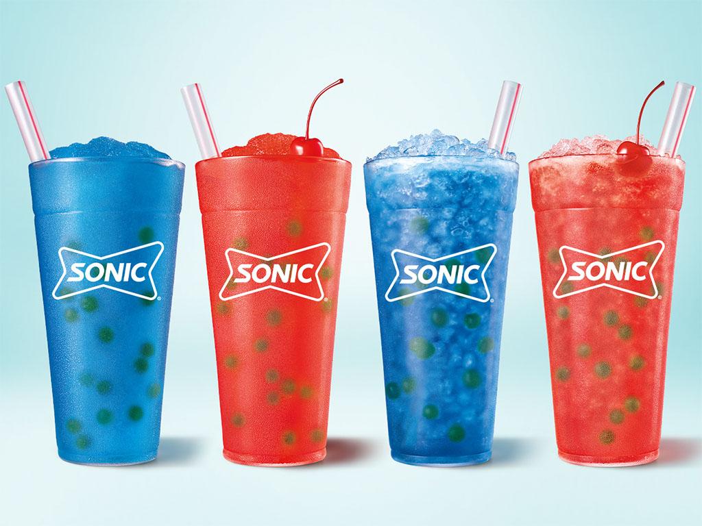SONIC's Bursting Bubbles