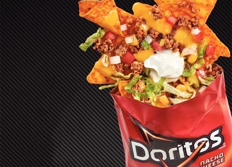 TacoTime - Doritos Bag n' Go Taco