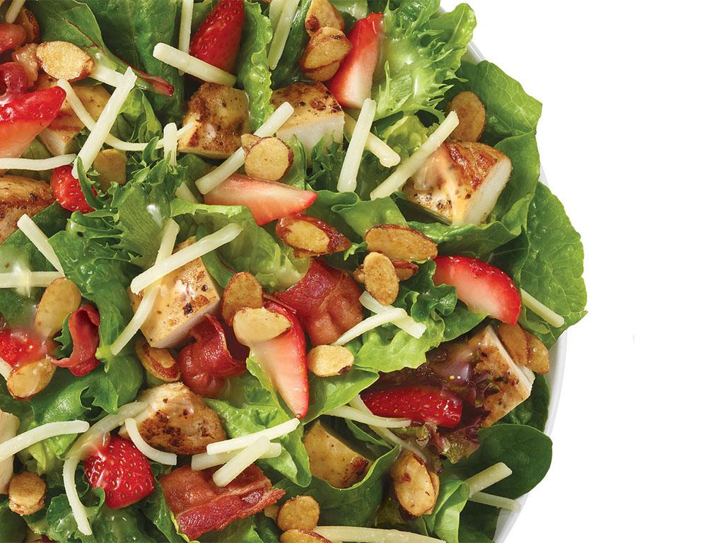 Wendy's - Summer Strawberry Chicken Salad