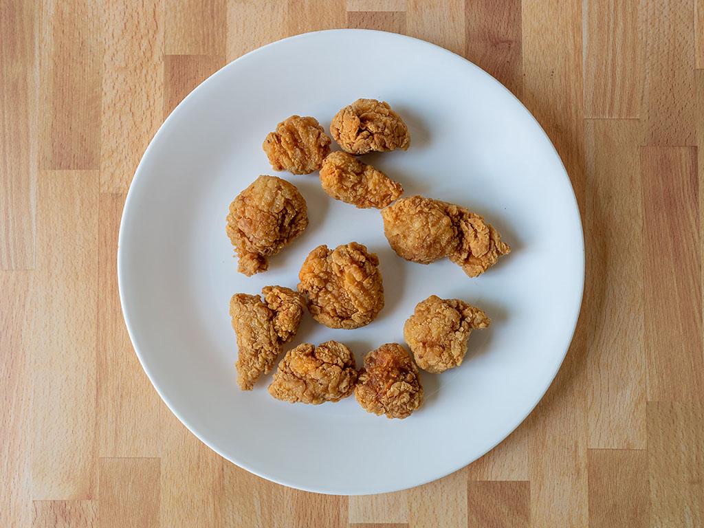 Arby's Premium Chicken Nuggets nine piece