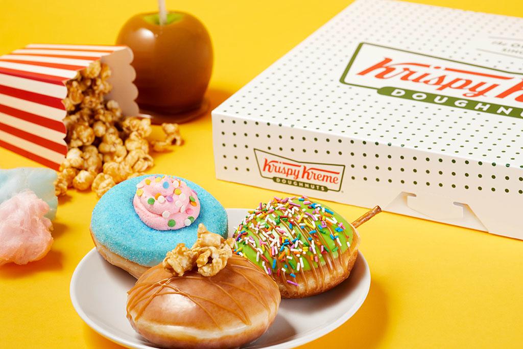 KRISPY KREME'S Carnival Doughnuts