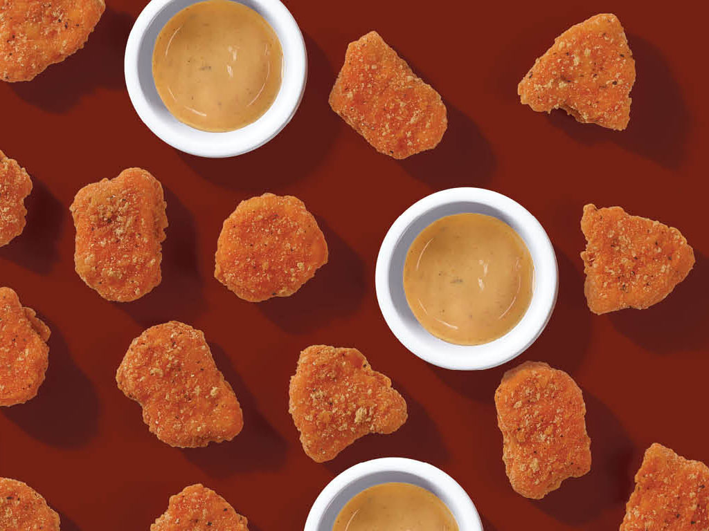 Wendy's Ghost Pepper Ranch Sauce
