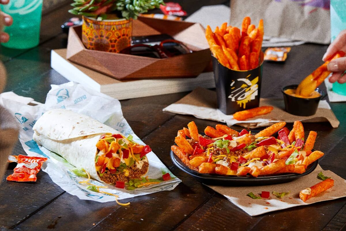 Taco Bell - Taco Fries
