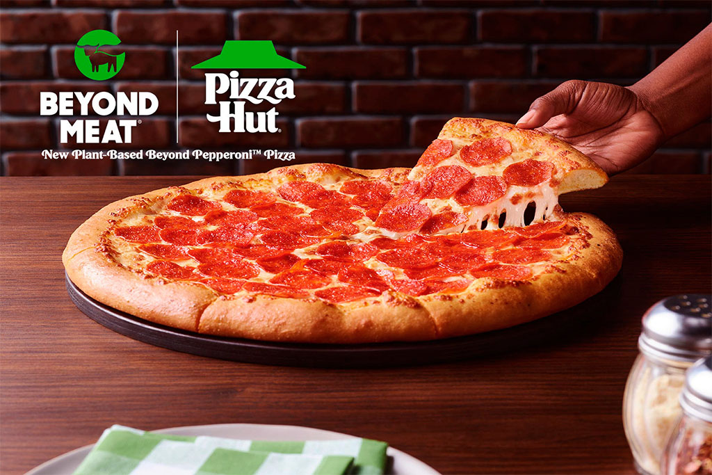 Beyond Pepperoni comes to Pizza Hut
