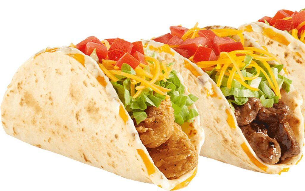 Del Taco releases Stuffed Quesadilla Tacos