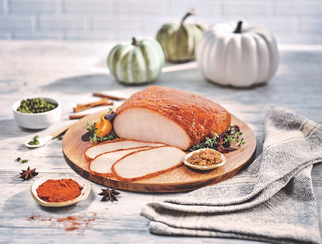 Honey Baked Ham Pumpkin Spice Glaze