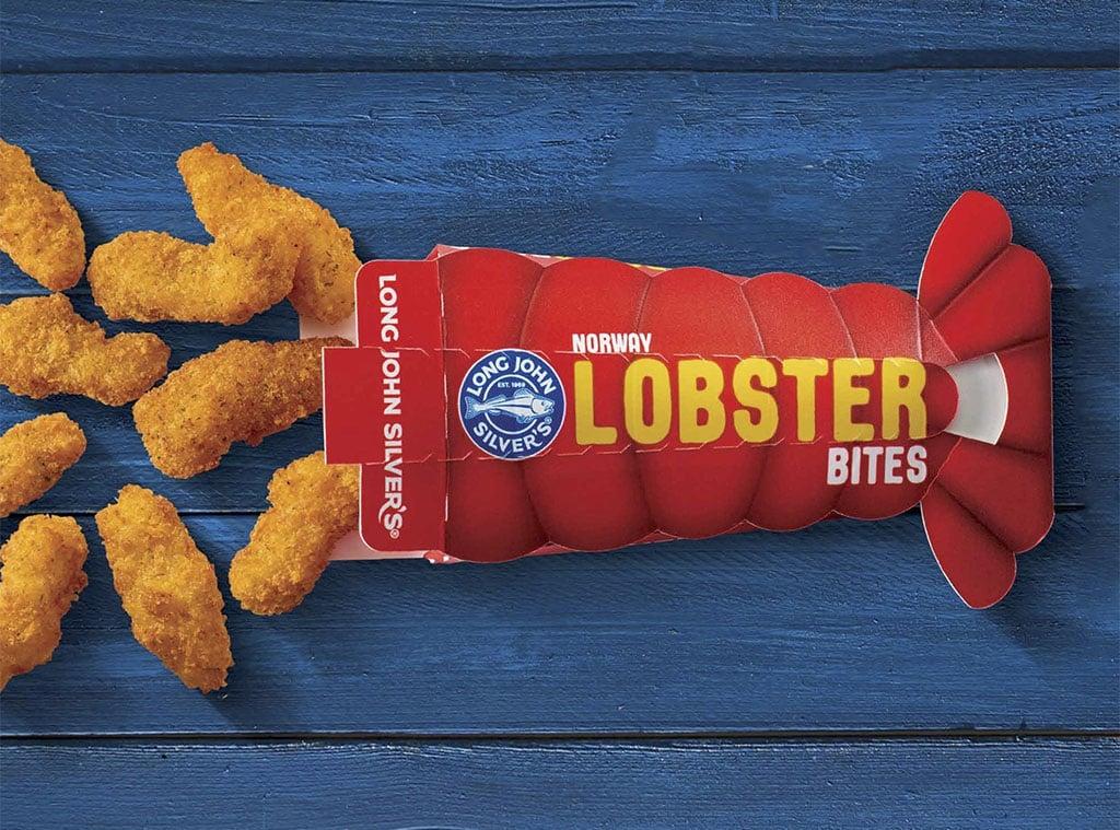 Long John Silvers - Lobster Bites