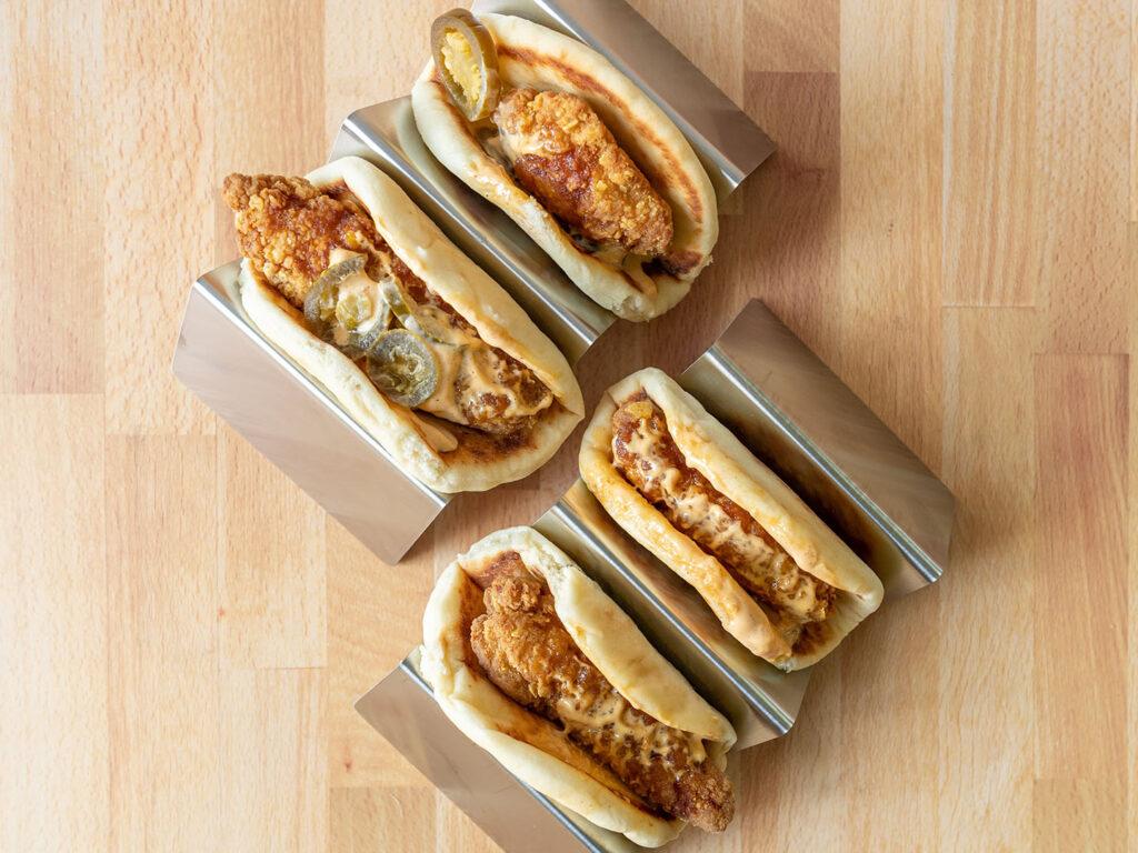 Taco Bells Crispy Chicken Sandwiches