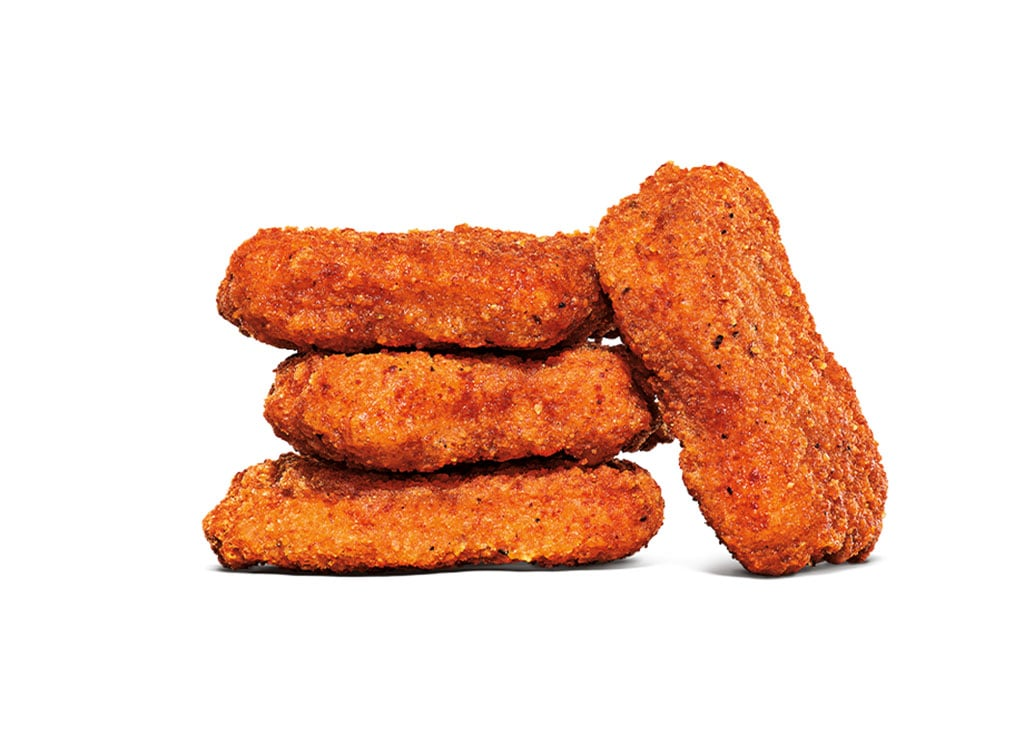 Burger King - Ghost Pepper Chicken Nuggets