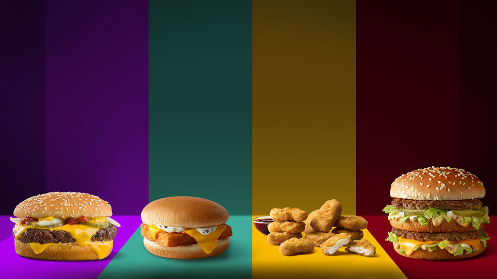 5 Dollar Mix & Match Deal (McDonald's)