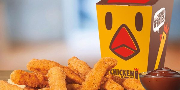 Chicken Fries (Door Dash)