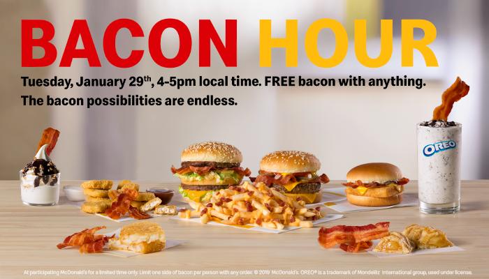 Bacon Hour (McDonald's)